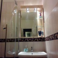 Fenyő fürdőszoba bútor II.