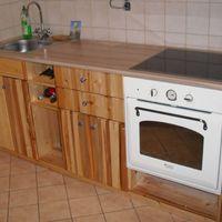 Luc fenyő konyhabútor