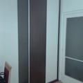 Gardrób szekrény csúszó tolóajtóval