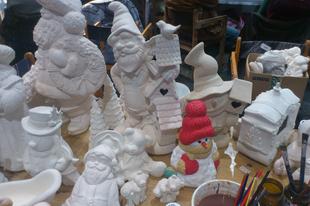 Kerámia figurák rendelhetők