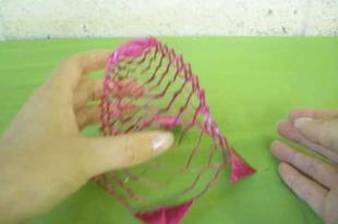 Lampion készítése