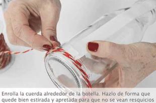 Üvegből váza