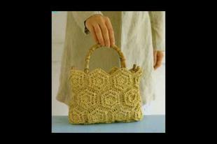 Horgolt, kötött táskák