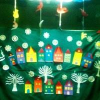 Házikós dekoráció