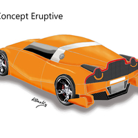 Concept Eruptive