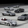 8 komoly és 5 kevésbé komoly tény a Mercedes Benz SLR McLaren –ről