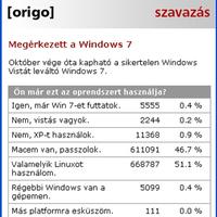 Magyarország vezető op. rendszere márpedig a Linux!