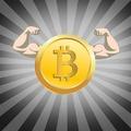 A Bitcoin megelőzte a Coca Colat, a PayPalt, és a Netflixet is
