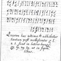 Szittya-magyar betűs koholmány