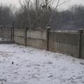 Lamellás kerítés