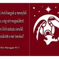 MIÉRT TUDUNK OLYAN KEVESET JÉZUS SZÜLETÉSÉRŐL?