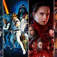 A Star Wars-filmek toplistája