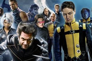 Az X-Men filmek toplistája