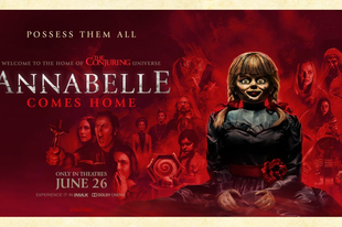 Annabelle 3 (kritika)
