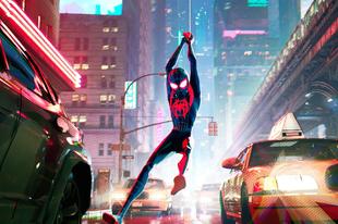 Pókember- Irány a Pókverzum! (kritika)
