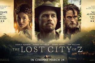 Z: Az elveszett város (kritika)