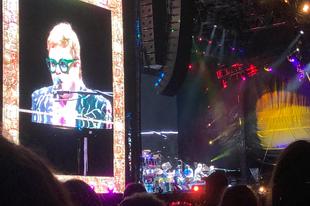 Élménybeszámoló: Elton John koncert, Graz