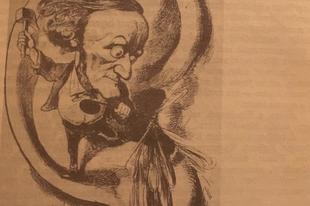 """Wagner: """"Beethoven sírjában nőtt gaz"""" - szitkok gyűjteménye"""
