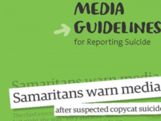"""""""Több tartalom! kevésbMesterkedéssel."""" - Öngyilkosság a médiában"""