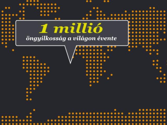 Szeptember 10. az Öngyilkosság Megelőzés Világnapja
