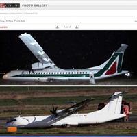 Az Alitalia és a negatív kampány esete