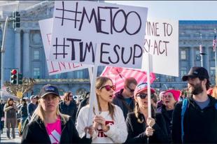 Mi a különbség a #metoo és a #timesup között?