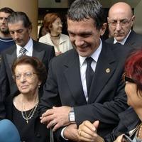 Antonio Banderas díjat kapott