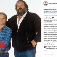 Terence sosem felejti el legendás barátját, Bud Spencert