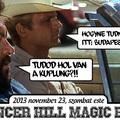 Magic Band koncert a Kuplungban!