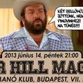 Spencer Hill Magic Band koncert
