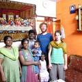 A Gledwin családdal Delhiben