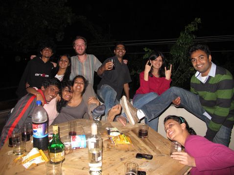 Amai party!
