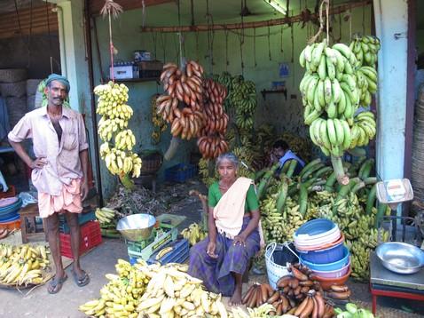 Keralai banánbolt
