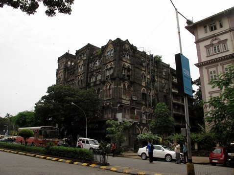 Ház Mumbaiban