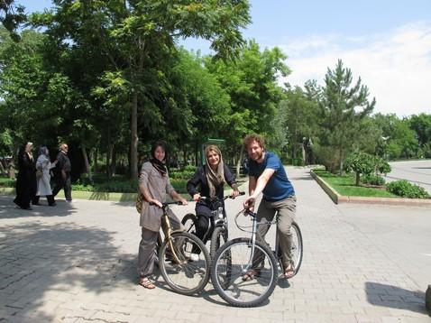 Bringázás Tabriz