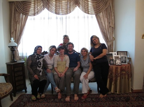 Csupa csajok Isfahan