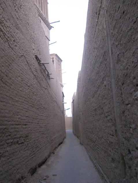 Random Yazd utca