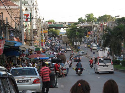A thai-maláj határ