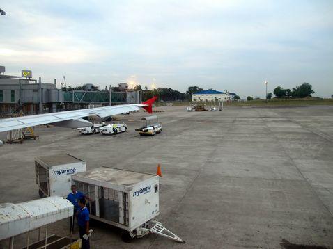 Yangon repülőtér