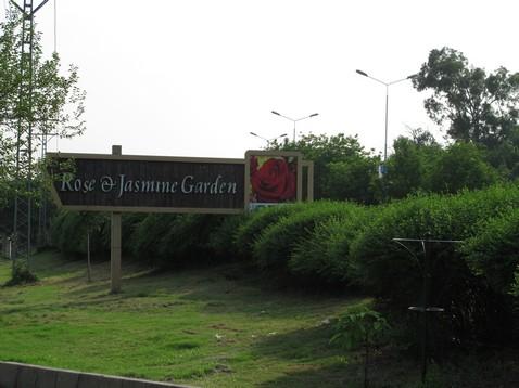 Rose & Jasmine Garden
