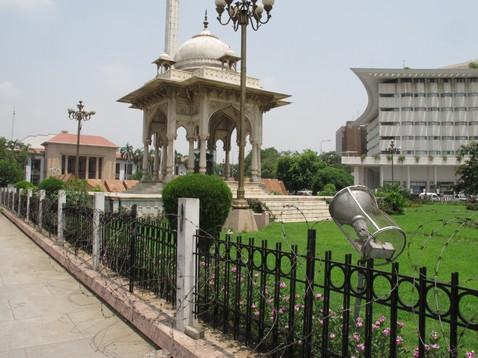 Szép tér Lahore-ban