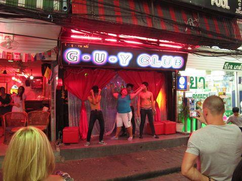 Guy club