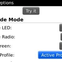 Blackberry Bold (9000) és az OS5