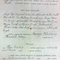 932. Tanítóválasztási jegyzőkönyv 1912-ből