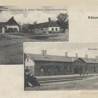 47. Régi képeslap Rábamolnáriról