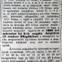 696. Bulvárhírek 1896-ból