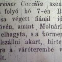 153. Bulvárhírek 1870-ből