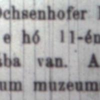 318. Bulvárhírek 1885-ből