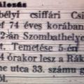 828. Száz éve történt 54.