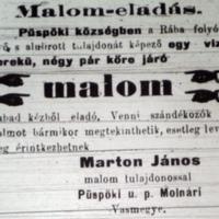 508. Bulvárhírek 1895-ből